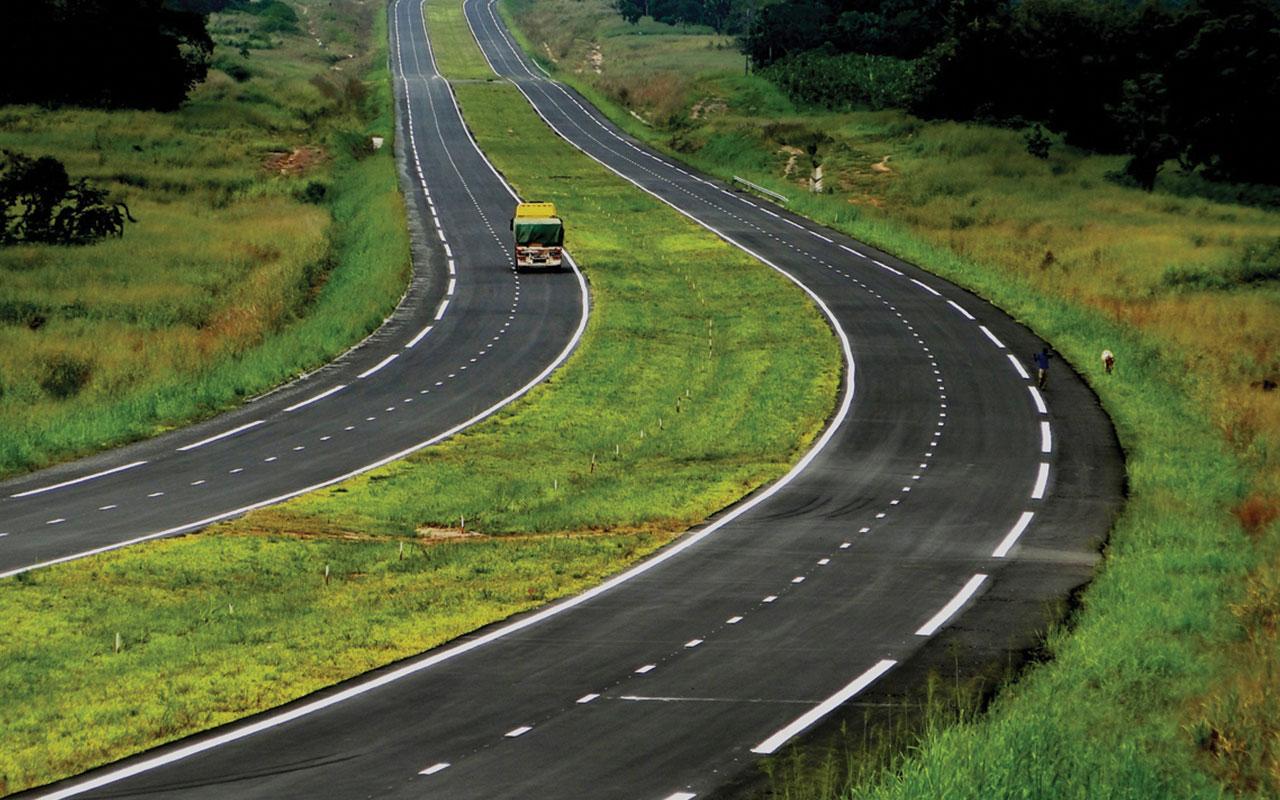 autoroute du nord section singrobo yamoussoukro. Black Bedroom Furniture Sets. Home Design Ideas